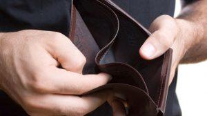 Incumprimento de crédito pessoal